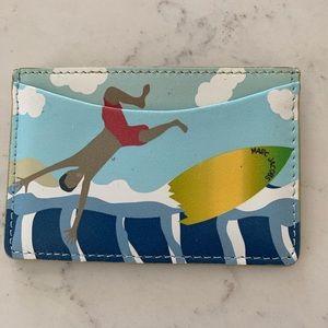 Marc Jacobs unisex card holder wallet